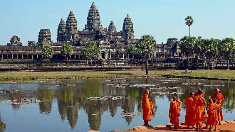 Antyczne cywilizacje: Angkor