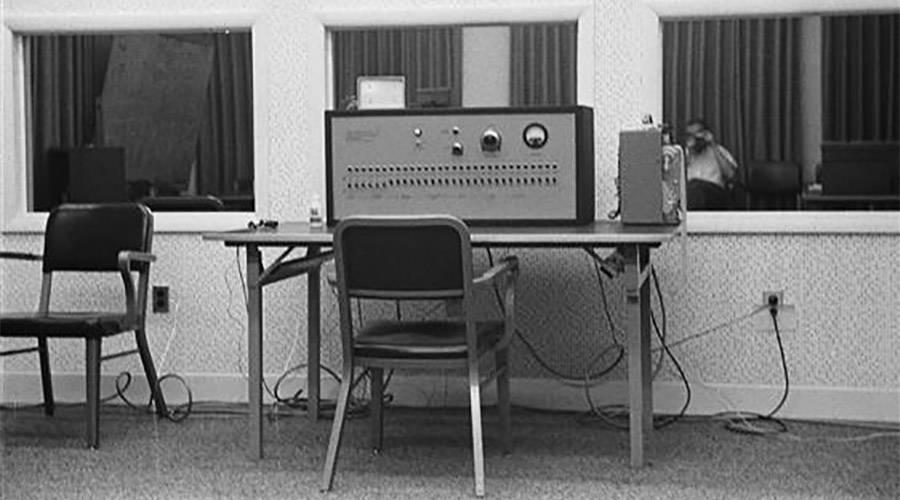 maszyna z eksperymentu milgrama