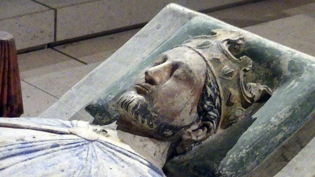Śmierć Ryszarda I