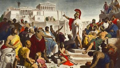 demokracja ateńska