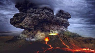 aktywne wulkany