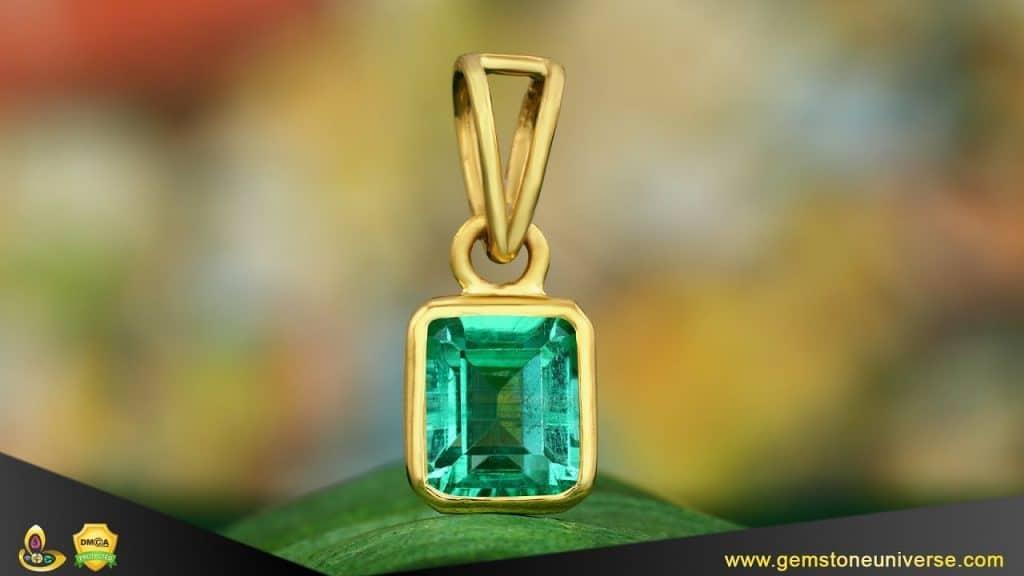 biżuteria szmaragdowa