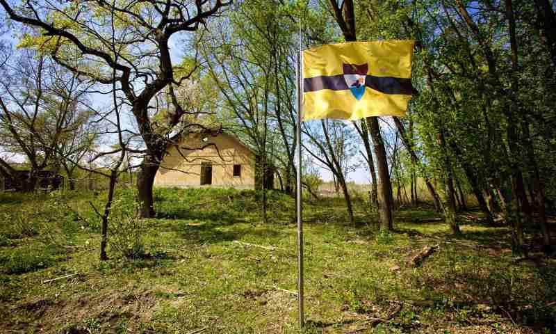Terra nullius, a obecnie ziemia Liberlandu