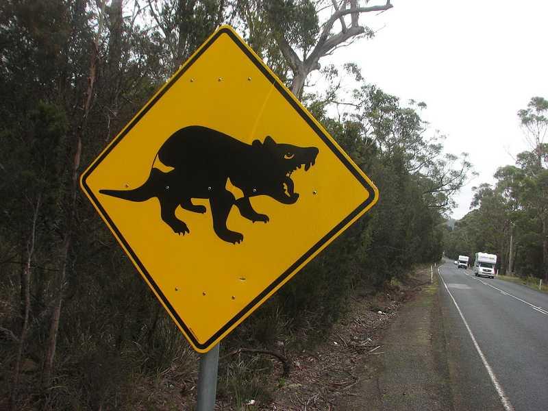 znak ostrzegawczy