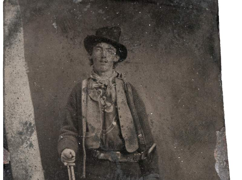 Rewolwerowcy: Billy Kid