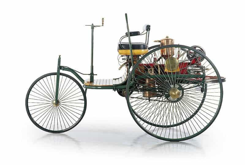 niemieckie wynalazki: automobil