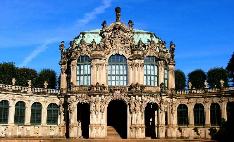 style architektoniczne: barok