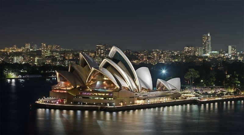 postmodernizm Opera Sydney