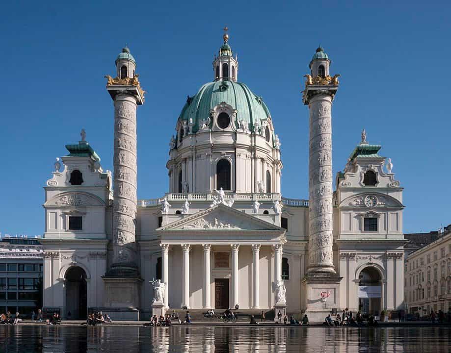 Kościół św. Karola Boromeusza w Wiedniu