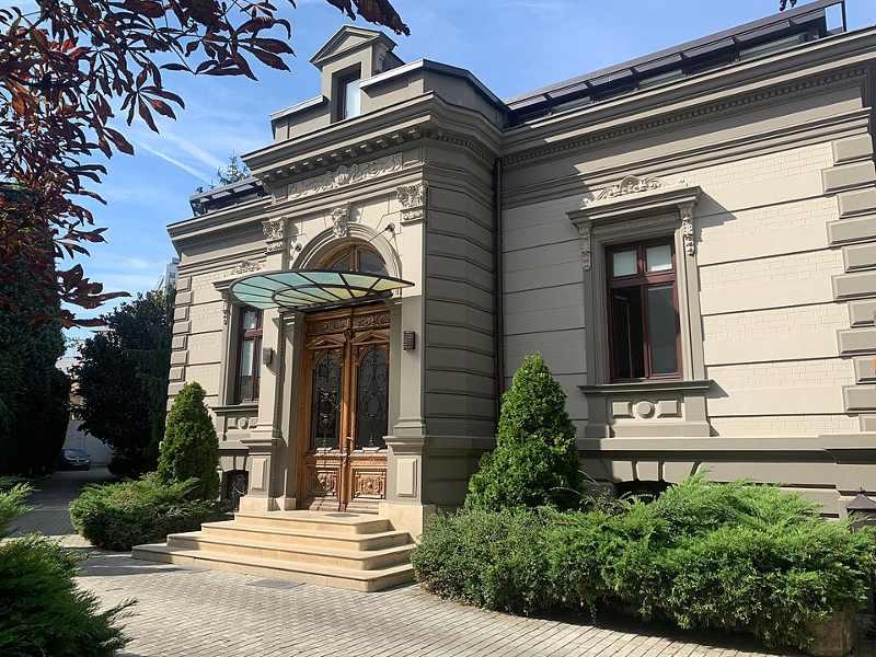 architektura klasycystyczna - dom