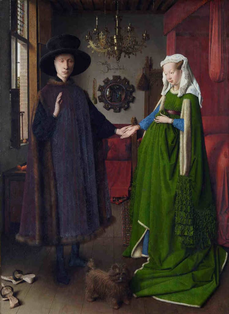 Portret małżonków Arnolfinich
