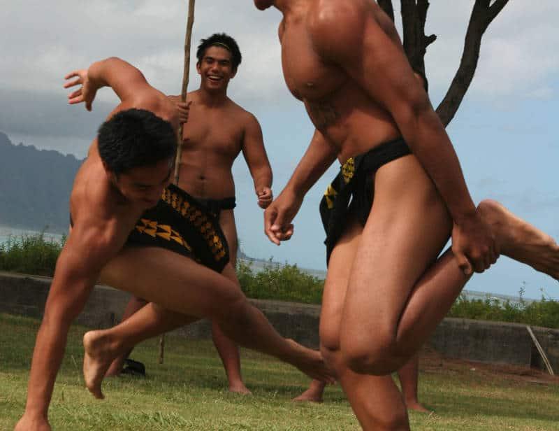 sztuki walki: Kapu Kuialua