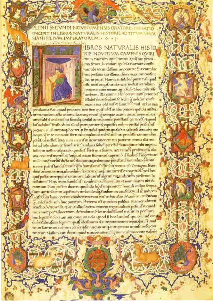 Historia Naturalna Pliniusza