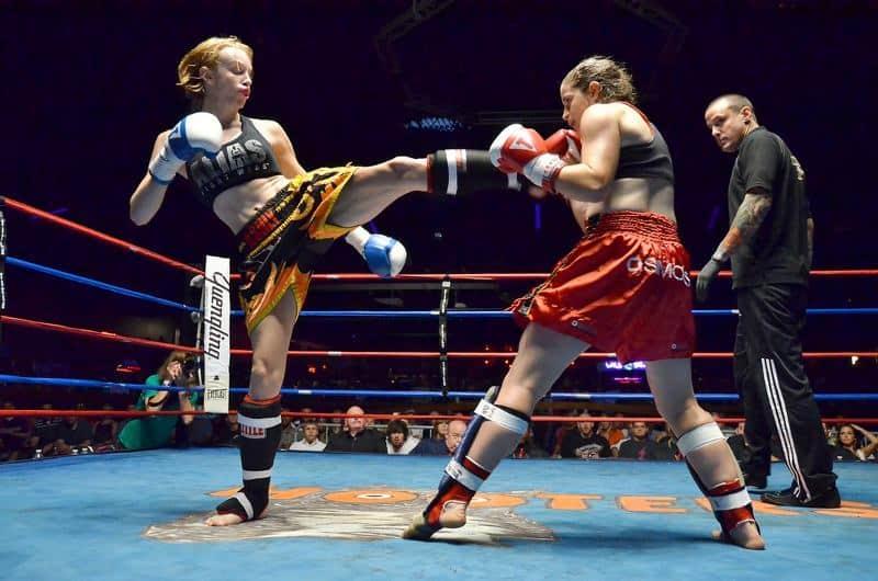 tajski boks, muay thai