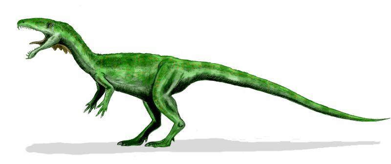 dinozaury -  Masjakazaur
