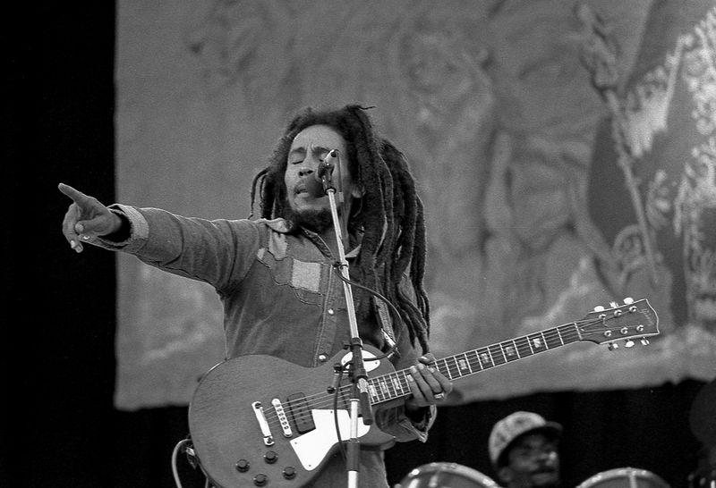 Ikona Reggae czyli Bob Marley