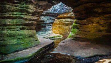rodzaje skał - sudety